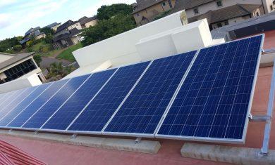 PV Rooftop Netcare Hospital, Alberlito, Kwazulu Natal