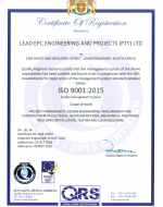 ISO Certification for ISO 9001:2015